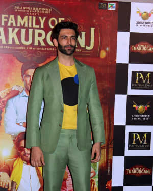 Nandish Singh Sandhu - Photos: Trailer Launch Of Film Family Of Thakurganj | Picture 1657790