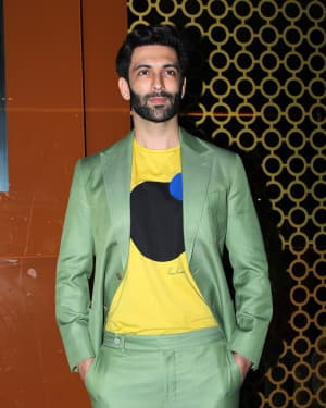 Nandish Singh Sandhu - Photos: Trailer Launch Of Film Family Of Thakurganj | Picture 1657796