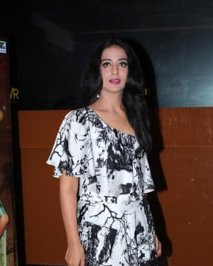 Mahie Gill - Photos: Trailer Launch Of Film Family Of Thakurganj | Picture 1657795