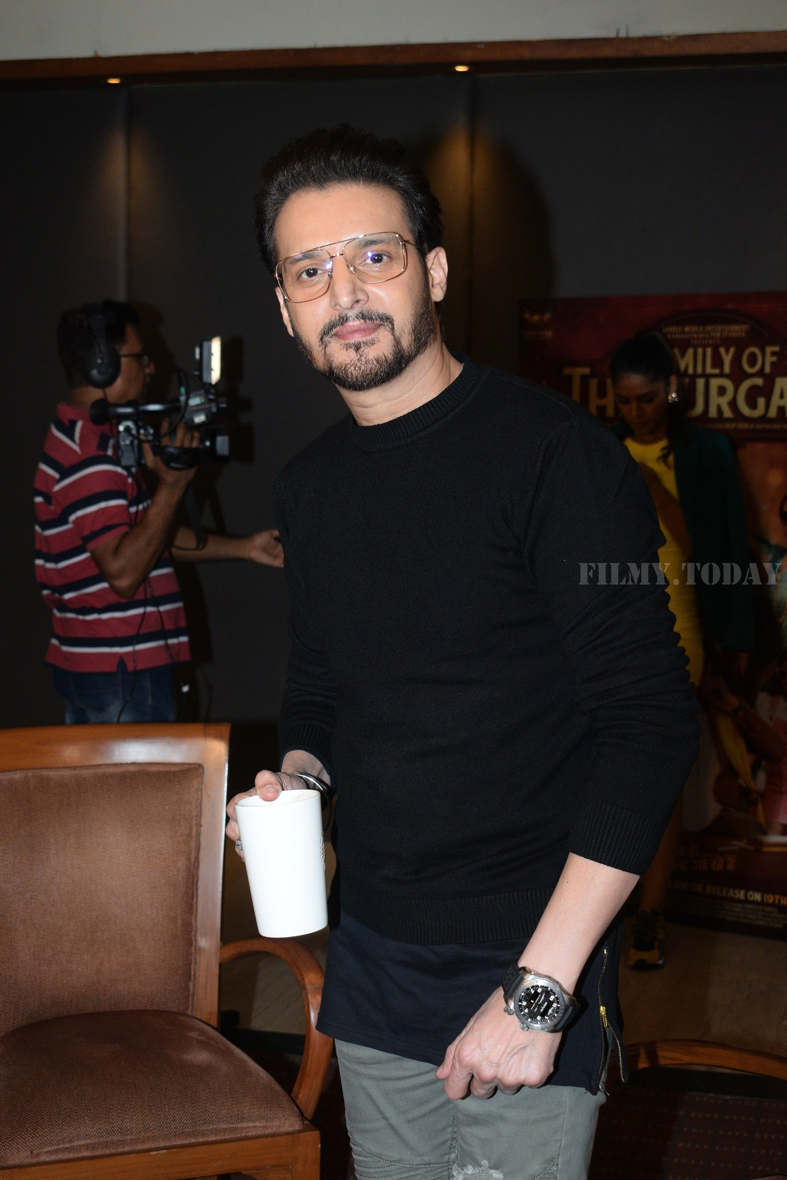Jimmy Shergill - Photos: Promotion Of Film Family Of Thakurganj At Andheri | Picture 1657983