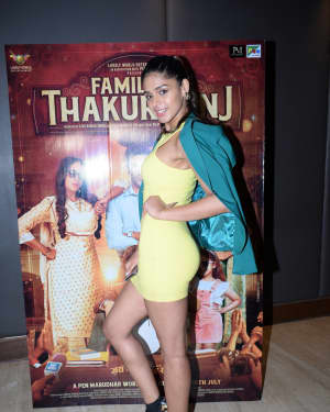 Pranati Rai Prakash - Photos: Promotion Of Film Family Of Thakurganj At Andheri | Picture 1657986