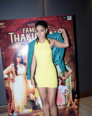 Pranati Rai Prakash - Photos: Promotion Of Film Family Of Thakurganj At Andheri | Picture 1657987
