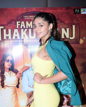 Pranati Rai Prakash - Photos: Promotion Of Film Family Of Thakurganj At Andheri | Picture 1657988