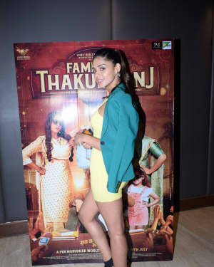 Pranati Rai Prakash - Photos: Promotion Of Film Family Of Thakurganj At Andheri | Picture 1657985