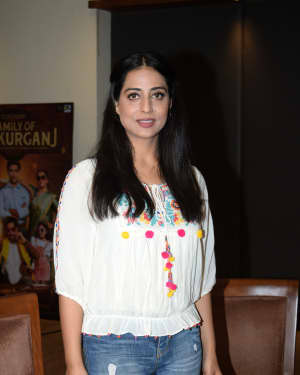 Mahie Gill - Photos: Promotion Of Film Family Of Thakurganj At Andheri | Picture 1657981
