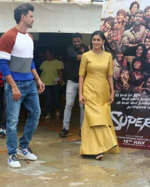 Photos: Promotions Of Film Super 30 At Sun N Sand In Juhu | Picture 1658398