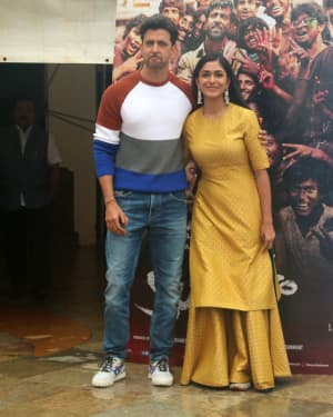 Photos: Promotions Of Film Super 30 At Sun N Sand In Juhu | Picture 1658406