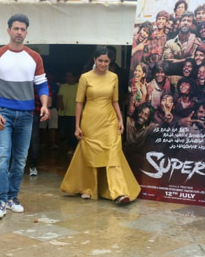 Photos: Promotions Of Film Super 30 At Sun N Sand In Juhu | Picture 1658397