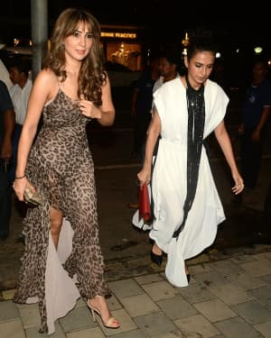 Kim Sharma - Photos: Yuvraj Singh's Retirement Party At Estella In Juhu