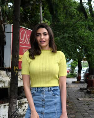 Karishma Tanna - Photos: Celebs Spotted At Kromakay Salon In Juhu | Picture 1658543