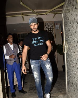 Sidharth Malhotra - Photos: Celebs at Bayrout Restaurant for dinner party