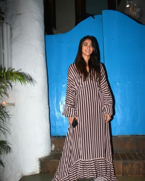 Pooja Hegde - Photos: Celebs Spotted at Olive Bar & Kitchen
