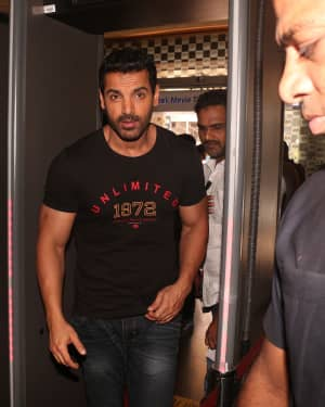 John Abraham - Photos: Trailer Launch Of Film Romeo Akbar Walter (Raw) | Picture 1630650