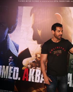 Photos: Trailer Launch Of Film Romeo Akbar Walter (Raw) | Picture 1630674