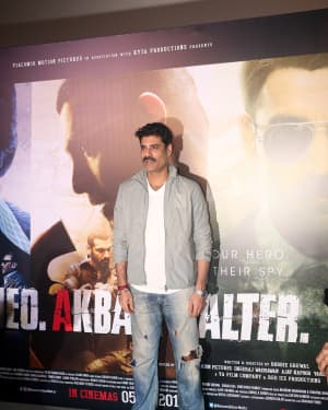 Photos: Trailer Launch Of Film Romeo Akbar Walter (Raw) | Picture 1630680