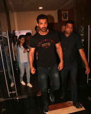 John Abraham - Photos: Trailer Launch Of Film Romeo Akbar Walter (Raw) | Picture 1630651