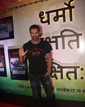 John Abraham - Photos: Trailer Launch Of Film Romeo Akbar Walter (Raw) | Picture 1630654