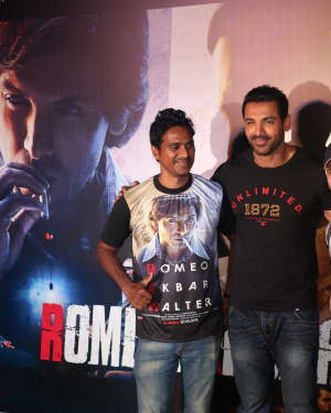 Photos: Trailer Launch Of Film Romeo Akbar Walter (Raw) | Picture 1630675