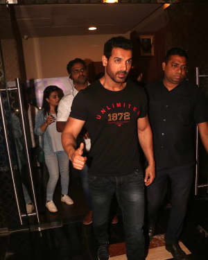 John Abraham - Photos: Trailer Launch Of Film Romeo Akbar Walter (Raw) | Picture 1630652
