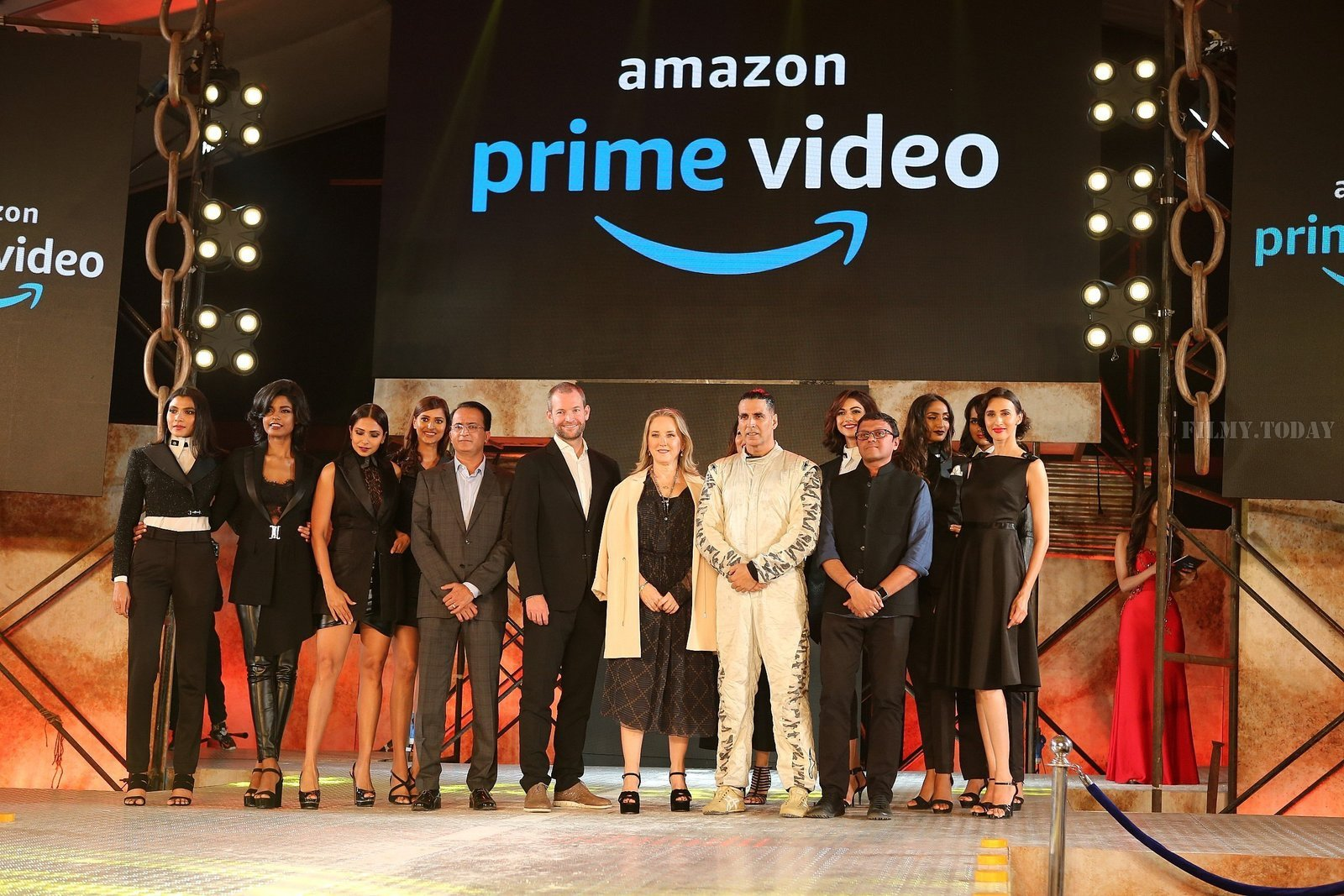 Photos: Akshay Kumar makes his digital debut with Amazon Prime Video   Picture 1632008
