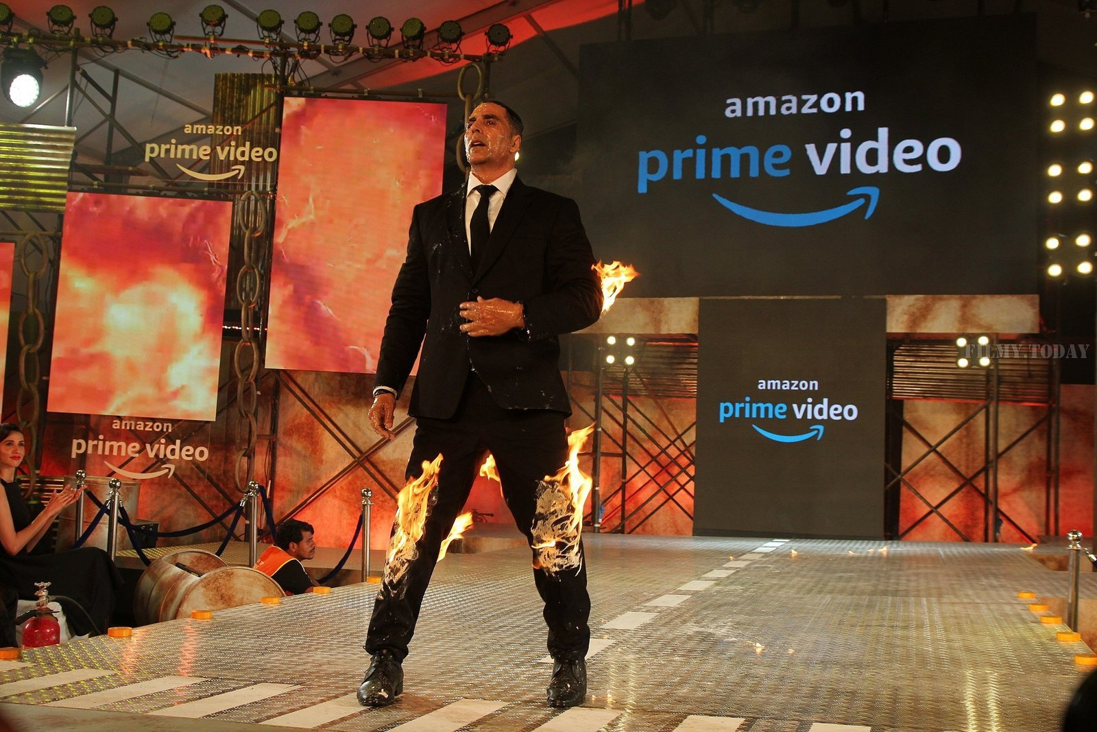 Akshay Kumar - Photos: Akshay Kumar makes his digital debut with Amazon Prime Video | Picture 1631999