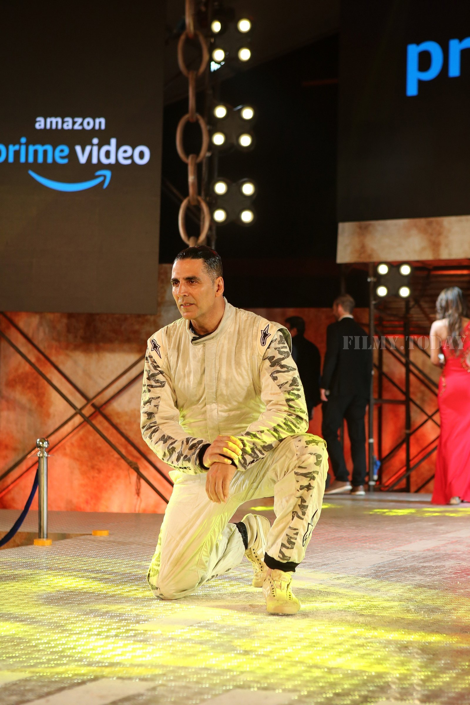 Akshay Kumar - Photos: Akshay Kumar makes his digital debut with Amazon Prime Video | Picture 1632009