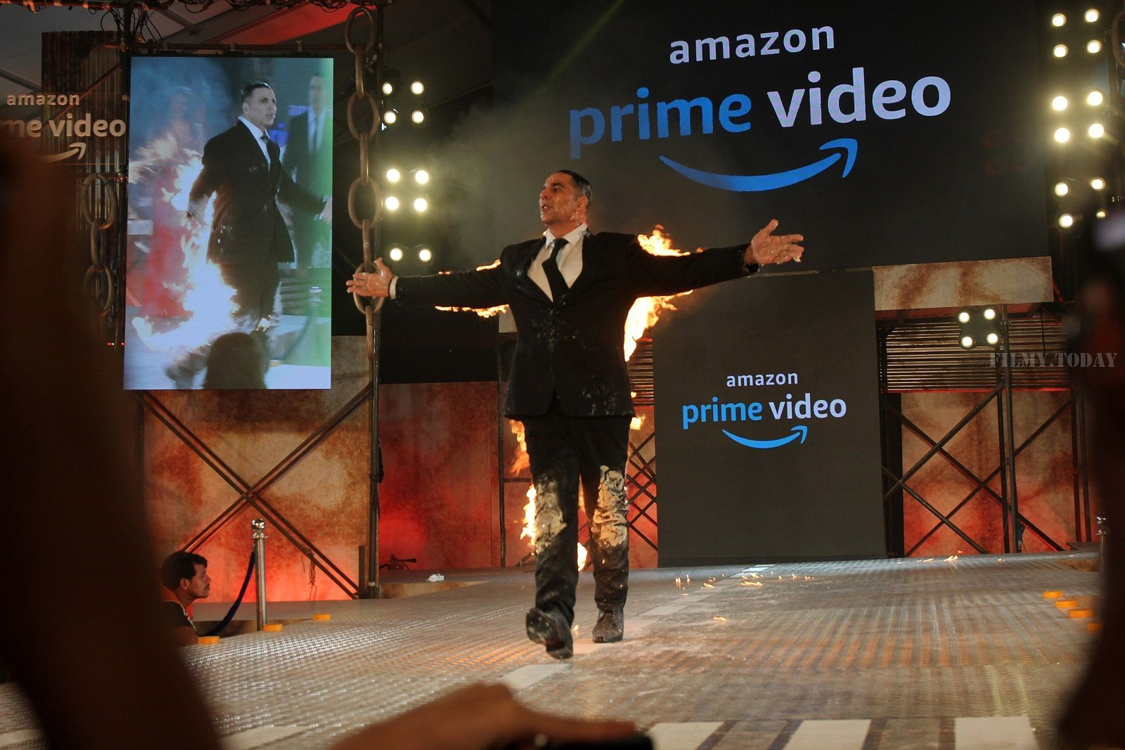 Photos: Akshay Kumar makes his digital debut with Amazon Prime Video | Picture 1632001
