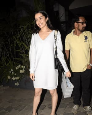 Shraddha Kapoor - Photos: Celebs Spotted at Soho House | Picture 1630717