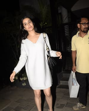 Shraddha Kapoor - Photos: Celebs Spotted at Soho House | Picture 1630716