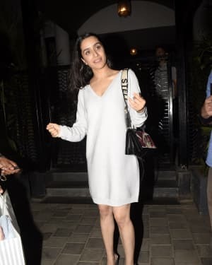 Shraddha Kapoor - Photos: Celebs Spotted at Soho House | Picture 1630715