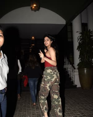 Khushi Kapoor - Photos: Celebs Spotted at Soho House