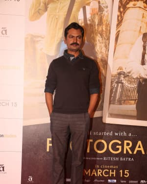Nawazuddin Siddiqui - Photos: Song Launch Of Film Photograph at PVR Icon