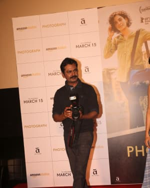 Nawazuddin Siddiqui - Photos: Song Launch Of Film Photograph at PVR Icon | Picture 1633384