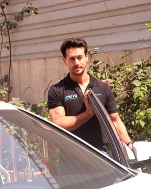 Tiger Shroff - Photos: Promotion For The Launch Of Matrix Fight Night