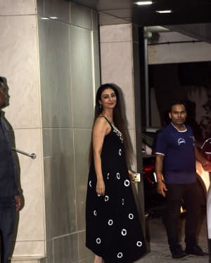 Photos: CCL party at Sohail Khan's House