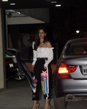 Karishma Sharma - Photos: CCL party at Sohail Khan's House
