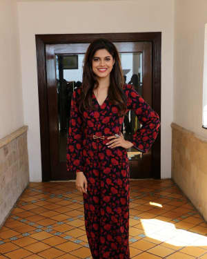 Asha Bhat - Photos: Promotion Of Film Junglee at Sun and Sand