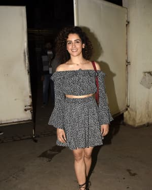 Sanya Malhotra - Photos: Screening of film Photograph at Sunny Super Sound | Picture 1634642