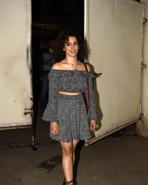 Sanya Malhotra - Photos: Screening of film Photograph at Sunny Super Sound | Picture 1634644
