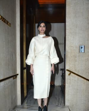 Diana Penty - Photos: Celebs at Manish Malhotra's House