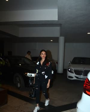 Aditi Rao Hydari - Photos: Celebs at Manish Malhotra's House