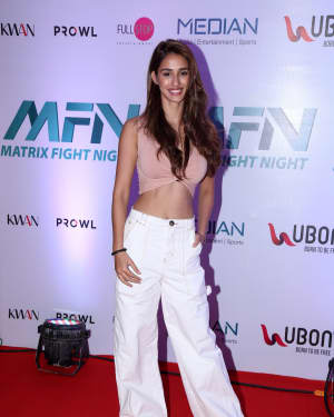 Disha Patani - Photos: Launch of Matrix Fight Night at NSCI worli