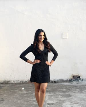 Pooja Sawant - Photos: Promotion Of Film Junglee at Mehboob Studio