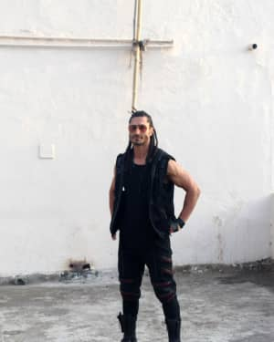 Vidyut Jamwal - Photos: Promotion Of Film Junglee at Mehboob Studio
