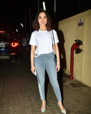 Tamanna Bhatia - Photos: Screening of film Photograph at PVR Juhu