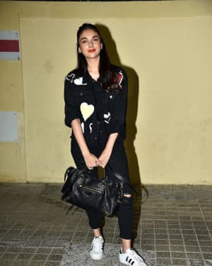 Aditi Rao Hydari - Photos: Screening of film Photograph at PVR Juhu