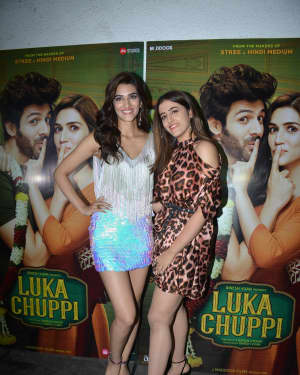 Photos: Success Party of Luka Chuppi | Picture 1635840