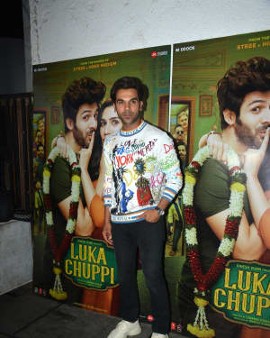 Photos: Success Party of Luka Chuppi | Picture 1635852