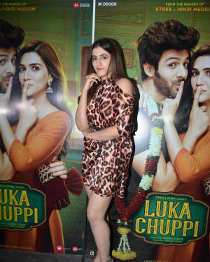 Photos: Success Party of Luka Chuppi | Picture 1635842