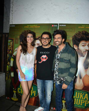Photos: Success Party of Luka Chuppi | Picture 1635839